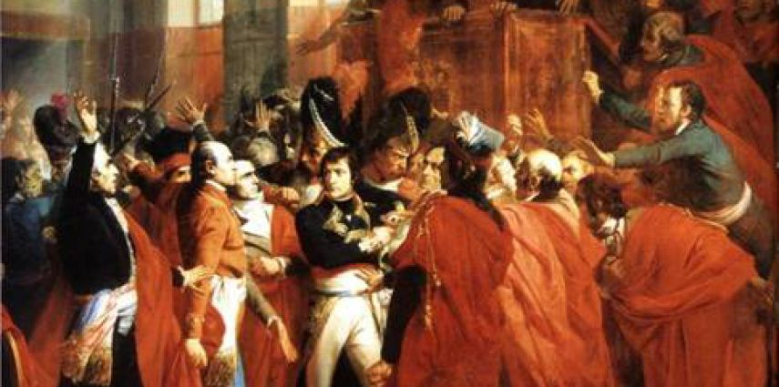 The napoleon bonaparte podcast 8 the coup of 18 brumaire napoleon - Coup d etat louis napoleon bonaparte ...